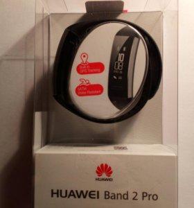 Фитнес трекер Huawei band 2 pro
