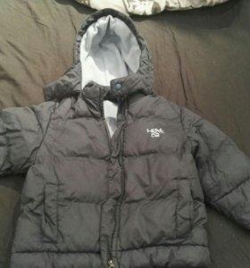 Продам теплую куртку Next