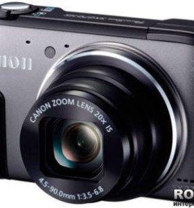 Компактный фотоаппарат Canon PowerShot SX270 HS