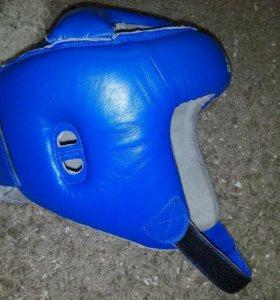 Шлем для кикбоксинга новый
