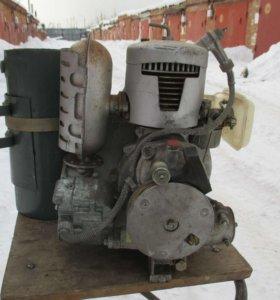 Стационарный двигатель 2СД.