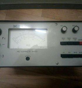 Мегаомметр Ф4101