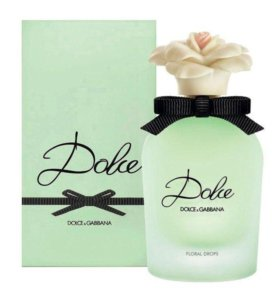 Dolce & Gabbana Dolce Floral Drops, 75 мл