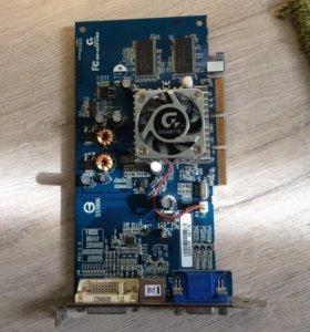 Видеокарта от GIGABYTE  GV-N55128D