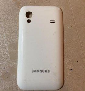 Крышка на телефон Самсунг