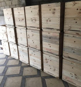 Ящики для ульев