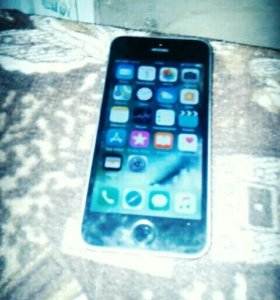 Phone 5s 16g Space grey