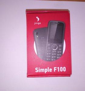 Телефон на запчасти Simple F100