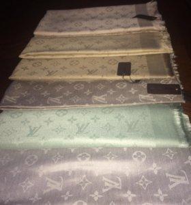 Платки, шарфы, палантины