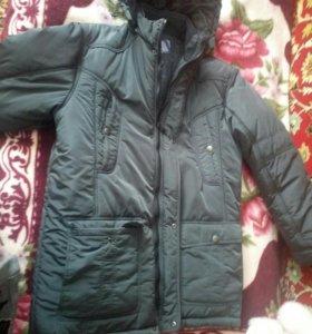 Новая теплая куртка!