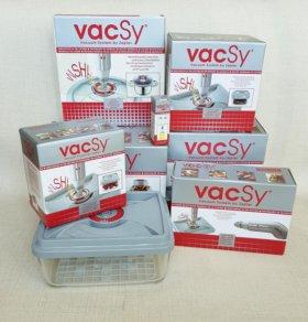 Набор вакуумирования Vacsy Zepter (Вакси Цептер)