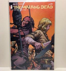 Комикс ходячие мертвецы 154