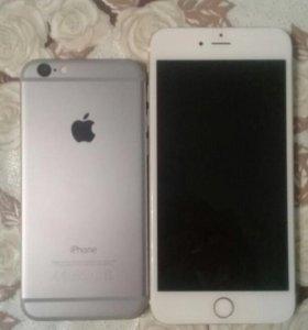 iPhone 6+ iPhone 6 в месте