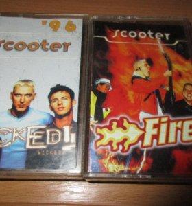 аудио - кассеты   - SC00TER