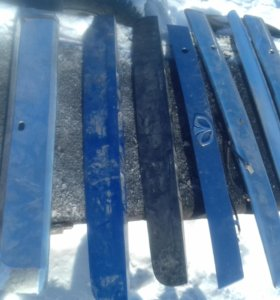 Накладка Ручка крышки багажника