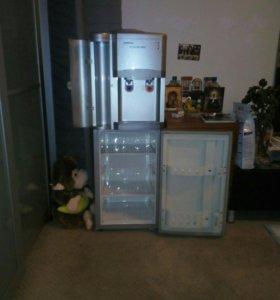 Кулер с холодильником на 60 л. Как новый
