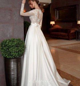 Свадебное платье подойдет беременным