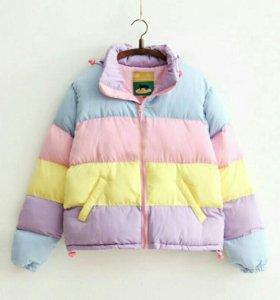 Куртка на весну, теплую зиму
