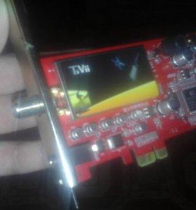 Спутниковая карта TeVii S470 PCI-E (DVB-S2)