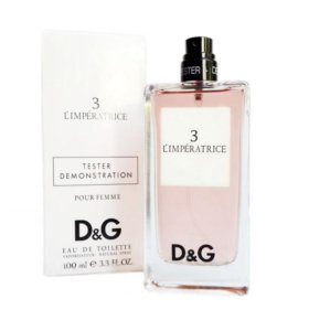 Tester D&G 3 L`imperatrice, 100 мл