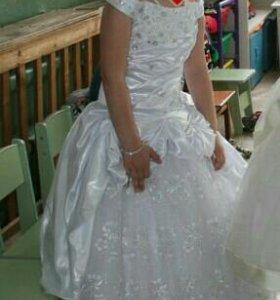 Платье на выпускной в детский сад.