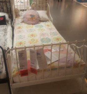 Кровать Икеа