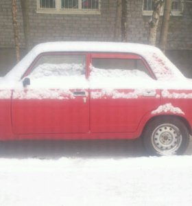 ВАЗ (Lada) 2105, 1983