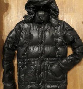 Мужская зимняя куртка 46 размера
