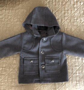 Продам детское пальто