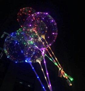 Светодиодный воздушный шар
