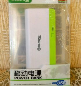 Power Bank внешний аккумулятор 11000mAh