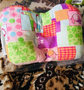 Подушка ортопедическая под голову для детей до 1г