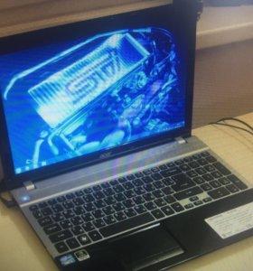 Ноутбук Acerbic Core i3 / 4 оперативка/ 2 Гб видео
