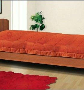 Кровать б/у 90×200