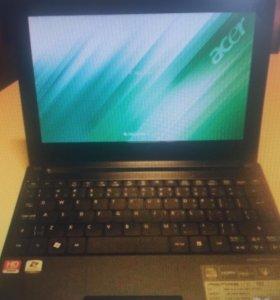 Нетбук Acer 10 дюймов