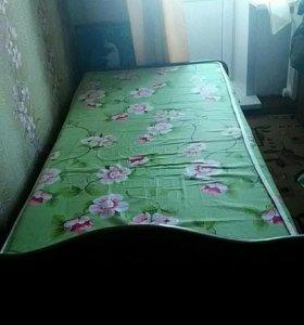 Кровать.ширина 90.