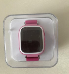 Часы телефон Q60s с GPS трекером