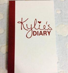 Тени Kylie Diary