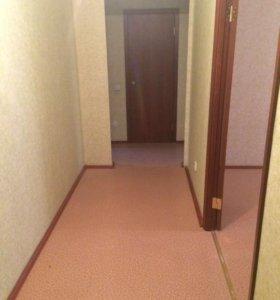 Квартира, 3 комнаты, 64.2 м²