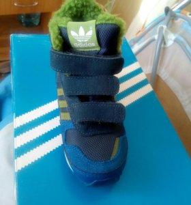 Ботиночки для мальчика новые