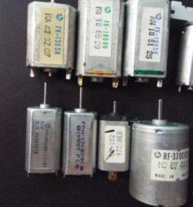 Миниэлектродвигатели для бытовой техники продам