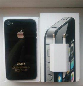 iPhone 4S, Black, 8GB