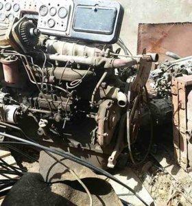 Двигатель А-01 в сборе с навесным