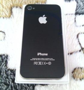 Продам iPhone 4S, Black, 8GB