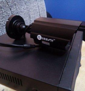 Комплект видеонаблюдения на 2мп FULLHD