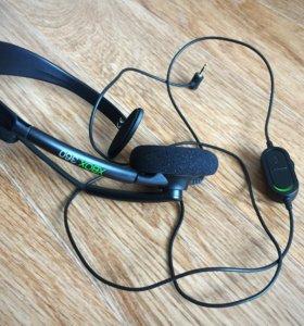 Xbox 360 наушники