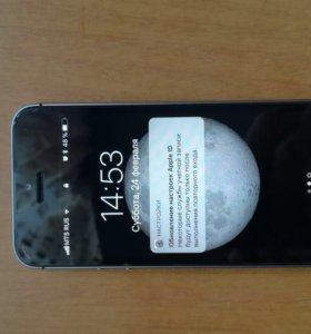 iPhone SE 64gb , обмен на равноценный андроид