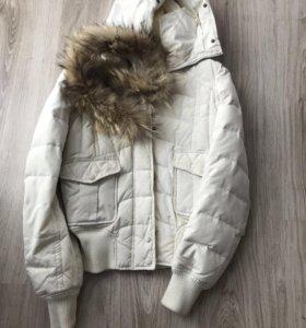 Куртка белая PlayLife