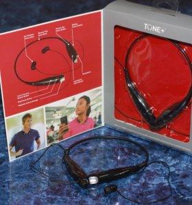 Беспроводные Bluetooth наушники для спорта