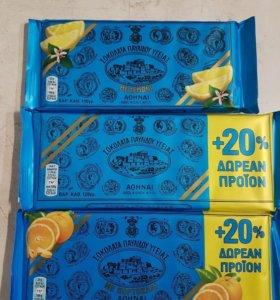 Шоколад из Греции